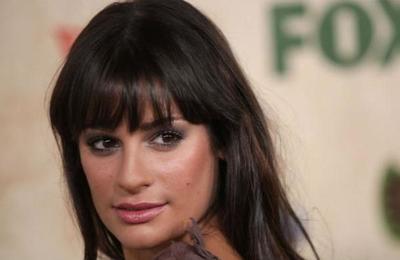 Actriz afroamericana revela actitudes racistas de Lea Michele durante las grabaciones de 'Glee'