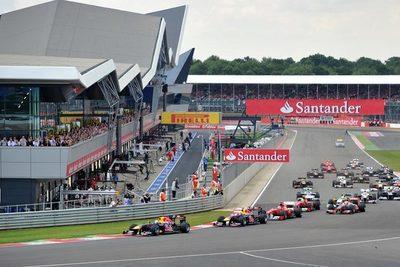 ¡Luz verde! La Fórmula 1 ya tiene calendario de retorno