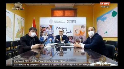 Fuertes críticas al Ejecutivo por gestión durante la pandemia