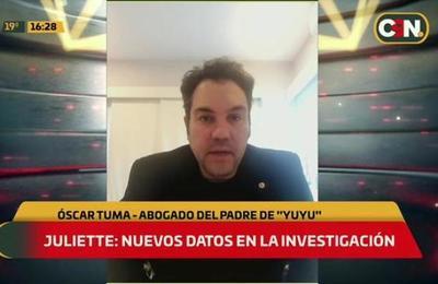 Abogado Óscar Tuma: