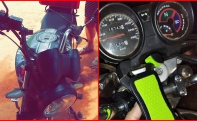 Voluntario del Cuerpo de Bomberos es víctima del hurto de su biciclo