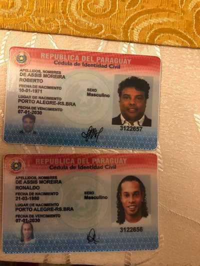 Caso Ronaldinho: Gestor involucrado cuenta su verdad