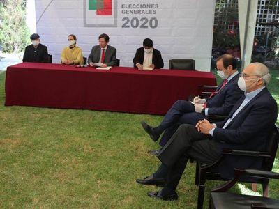 Bolivia fija elecciones para setiembre con medidas contra Covid-19