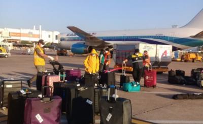 HOY / Un centenar de paraguayos vienen en vuelo humanitario de Bolivia