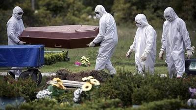 HOY / Brasil registra récord de muertes en un sólo día por COVID-19
