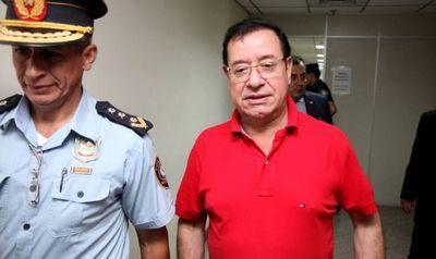 Diputado Cuevas oficializa denuncia contra juez y fiscal de su caso ante el JEM