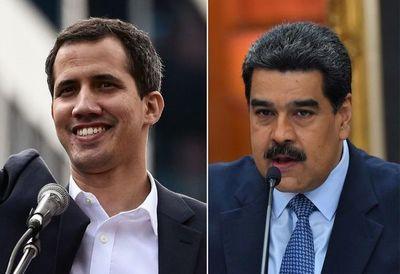 Maduro y Guaidó llegan a acuerdo para buscar recursos contra pandemia de COVID-19