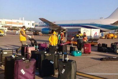 Llegan 342 compatriotas de EEUU y Bolivia