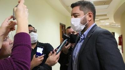 """Alliana: """"Hay diálogo para que Añetete presida el Senado y Honor Colorado en Diputados"""""""