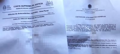 Empresario brasileño asegura  que no cuenta con antecedentes – Diario TNPRESS