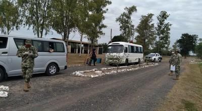 21 contagiados de coronavirus ya fueron registrados tras contacto contactos con el militar del albergue