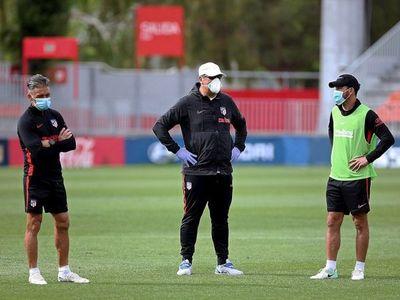 """El """"Mono"""" Burgos anuncia que dejará el Atlético a final de temporada"""