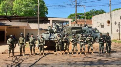 Suben a 21 los contagiados por militar que violó la cuarentena