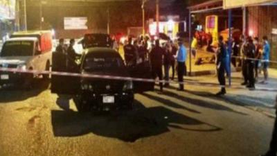 """Abogada de policías afirma que las balas que hirieron al niño de 6 años fue a causa de un """"bache"""""""