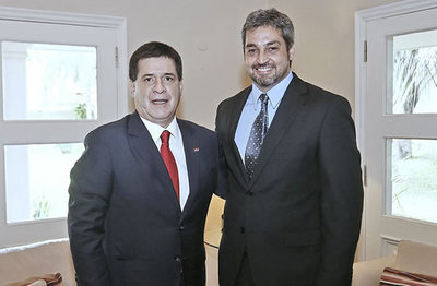 Cartistas acompañarán al candidato de Mario Abdo para la Presidencia del Senado