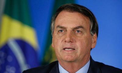 Bolsonaro dice que la muerte es destino de todos, en día de récord de víctimas – Prensa 5