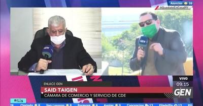 Said Taigen pide que los tests hechos en Foz sean aceptados en CDE
