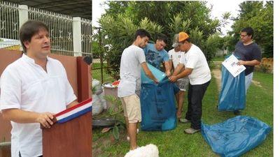 Municipalidad de Villa Florida lanza campaña contra el dengue