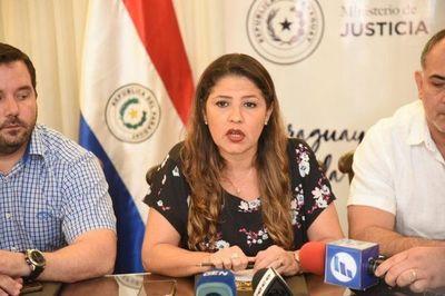 Ministerio de Justicia suspende vacaciones de funcionarios del sistema penitenciario
