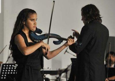 Hallan muerta a la joven violinista no vidente Ana Lucrecia Taglioretti