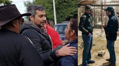 Intendente anuncia posible presencia de Mario Abdo en Yabebyry