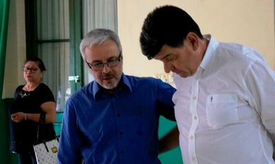 Imputación de Efraín Alegre es admitida por jueza Lovera