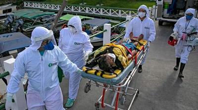 Evolución de la pandemia en Sudamérica y Centroamérica preocupa mucho en OMS