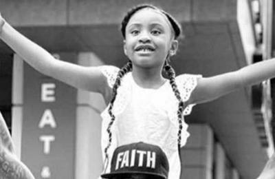 El potente mensaje de la hija de George Floyd: 'Mi papá cambió el mundo'
