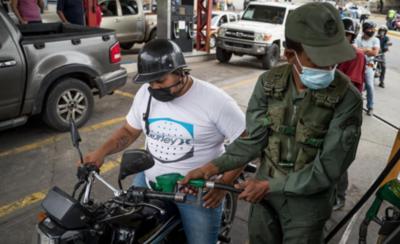 HOY / Venezolanos protestan por las nuevas medidas sobre el combustible