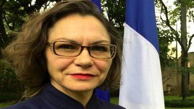 """Sophie Aubert: """"Paraguay ha mostrado mucha eficiencia en su estrategia contra el virus"""""""