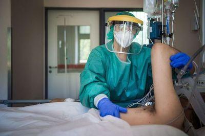 Paciente en terapia dejó asistencia respiratoria