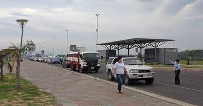 Costanera de Asunción: Hoy es la caravana               contra la corrupción y la impunidad