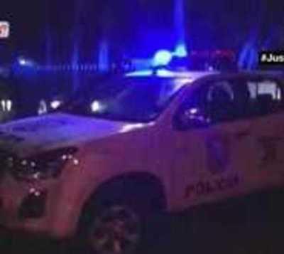 Itapúa: Familia enfrenta a tiros a asaltantes