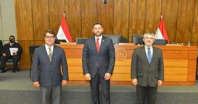 Legisladores apoyan reelección y conducción de Alliana