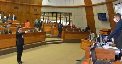 Diputados remueven a Ramón Romero Roa del JEM y designan a David Rivas