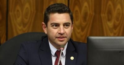 Alliana fue electo por tercera vez presidente de la Cámara de Diputados