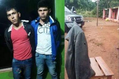 Policía detuvo a hermanos sospechosos del asesinato de joven de 20 años