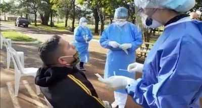 Pedro Juan: Militares se harán pruebas del coronavirus