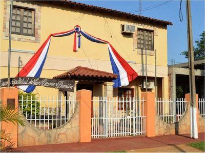Contraloría audita Municipalidad de San Cosme y Damián