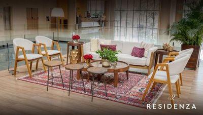 Residenza ofrece servicio de amoblamiento temporal para darle un nuevo aire a tu casa
