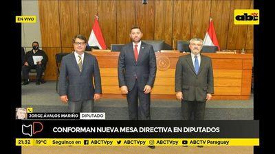 Mesa de Periodistas: Conforman nueva mesa directiva en Diputados