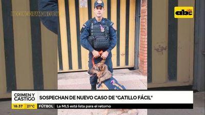 Crimen y Castigo: Sospechan de nuevo caso de gatillo fácil