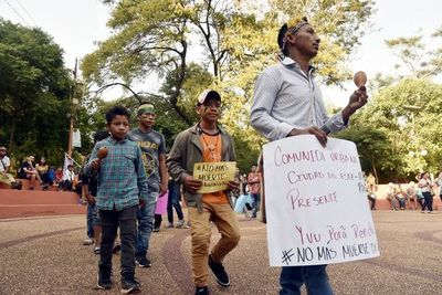 """""""Nosotros no existimos para el Estado; hay un etnocidio silencioso"""", denuncia dirigente indígena"""