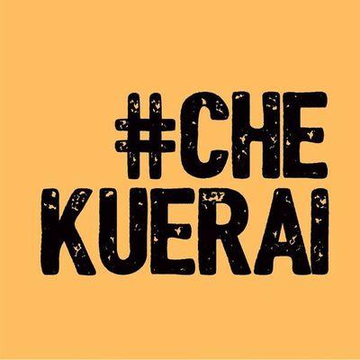 #CheKuerai, marcha virtual anticorrupción, hoy