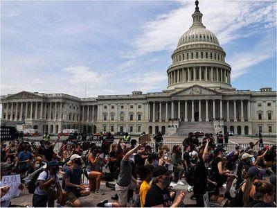 Protestas reavivan el temor a  rebrote de Covid-19 en EEUU
