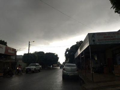 Lluvias importantes en varias regiones del país