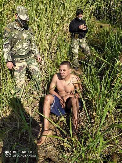 Capturan a tres brasileños que trataron de ingresar al Paraguay de forma clandestina por el río Paraná