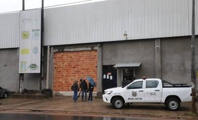 HOY / Millonario asalto con toma de rehén a empresa en Ñemby