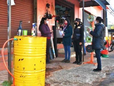 Carapeguá: Alerta por caso de Covid y cierran Municipalidad – Prensa 5