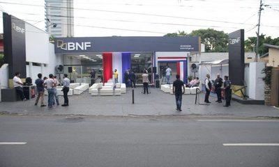BNF de Villa Morra entra en cuarentena por caso sospechoso